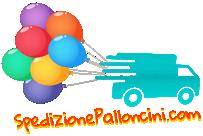 Logo Spedizione Palloncini